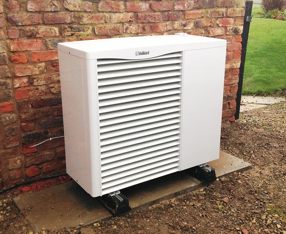 Solar Renewable HeatPump