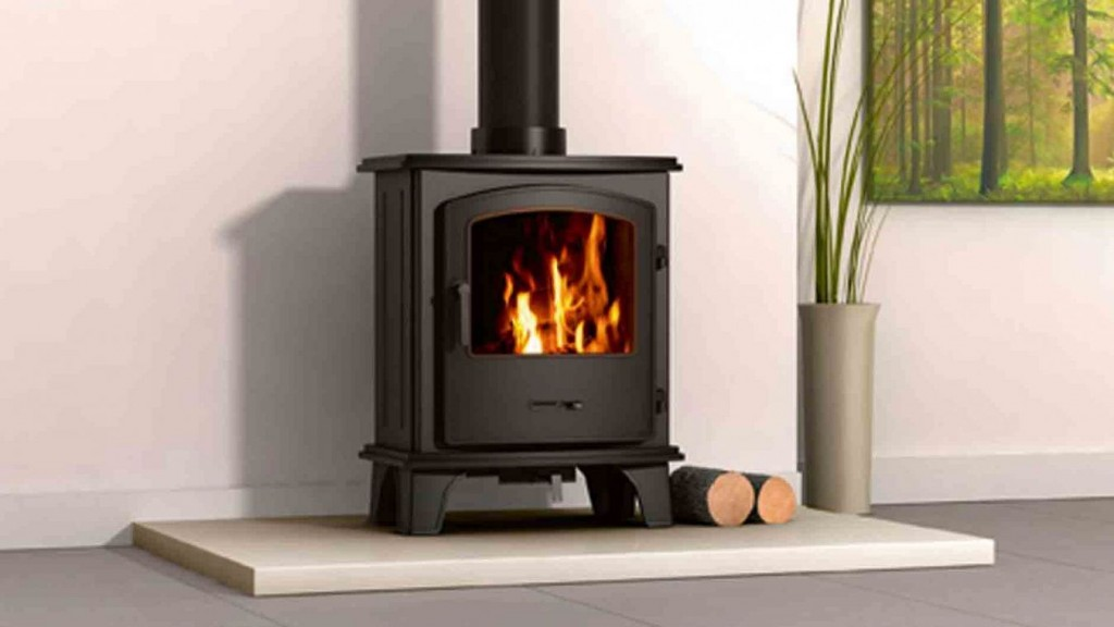 Solar Renewabler Log Burner